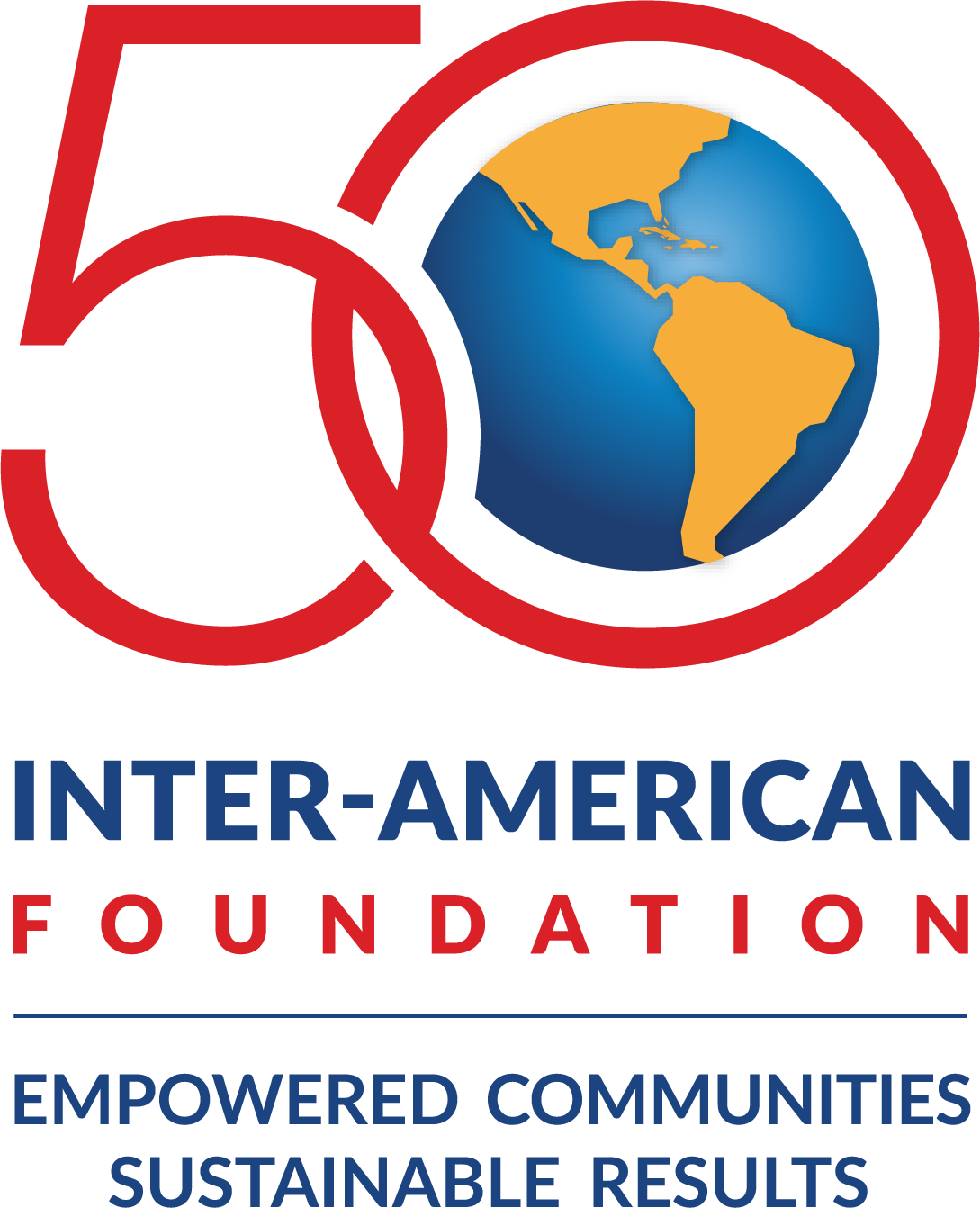 Logo for Inter-American Foundation